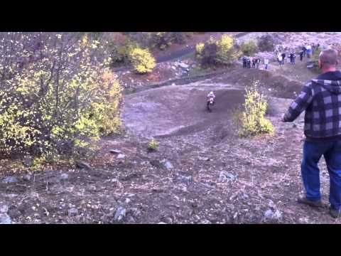 Motocross Gara Ne Gjilan Me 28.10.2012 video