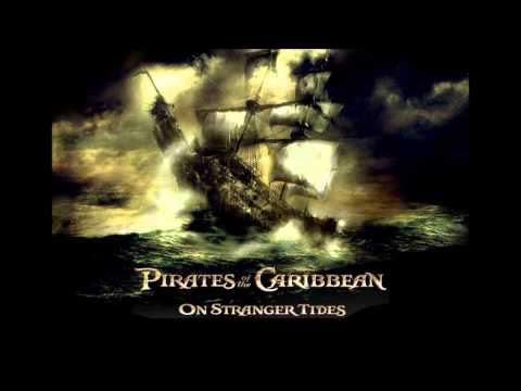 Pirates of the Caribbean 4 - Soundtrack 06 - South of Heaven's Chanting Mermaids tab