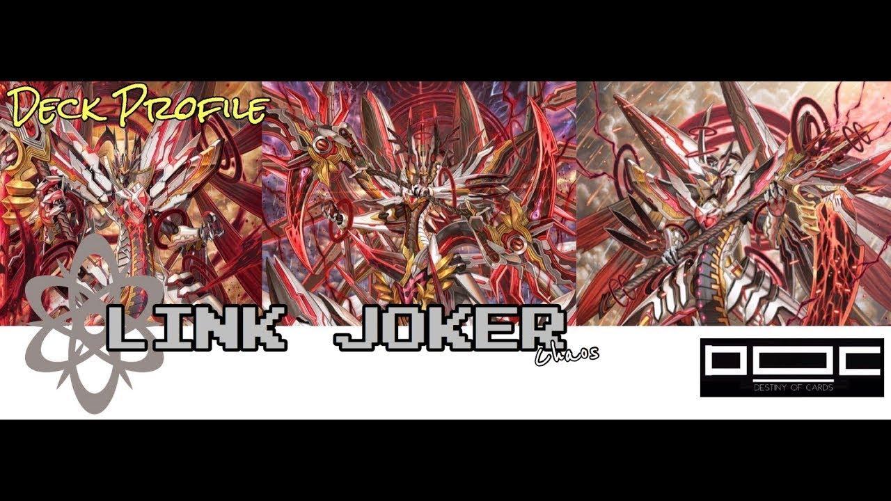cardfight vanguard link joker deck  eBay