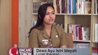 Bincang Tokoh Bali Dewa Ayu Istri Idayati Lurah Kesiman Ssj Antv Bali