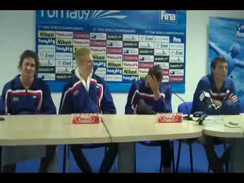 The Best Press Conference Ever