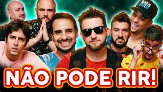 NÃO PODE RIR! com PAGODE DA OFENSA