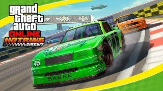 PS4-GTA V  NIGHT OF HOTRING RACING OPEN LOBBY