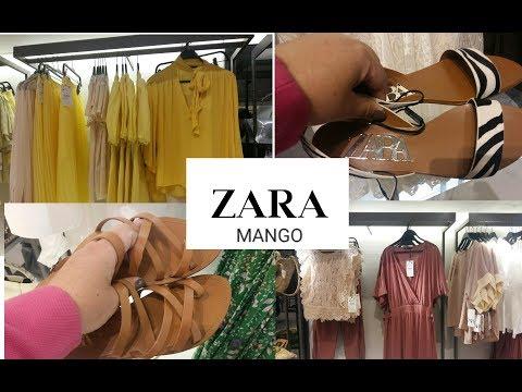 Шоппинг влог #ZARA,MANGO/  ЛЕТО 2019.Самый подробный обзор!!!