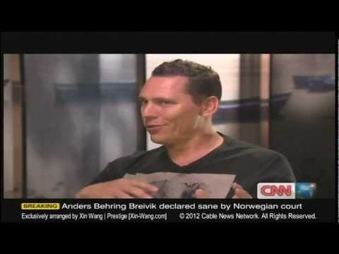 Tiësto x CNN International - Up Close & Personal [Official HD]