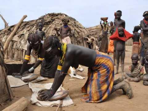 Etiopia: les tribus del sud