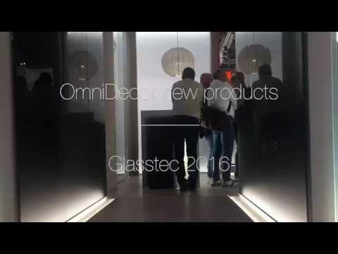 OmniDecor at Glasstec 2016