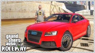 GTA 5 Roleplay - Hank Built Custom One of One Audi RS5 Drag | RedlineRP #263