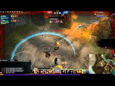 Guild Wars 2: Warrior PvP Gameplay #2
