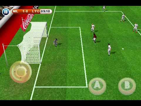 Скачать Real Footbal 2010На Андроид