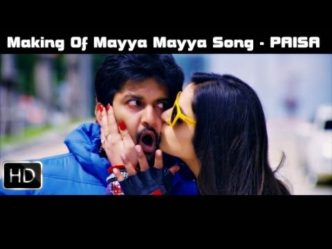 Paisa - Mayya Mayya Song Making | Sai Karthik About Song | Nani, Catherine Tresa And Siddhika Sharma video
