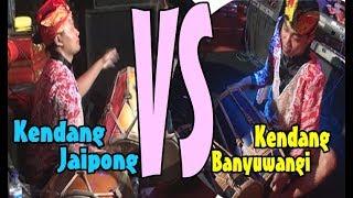 KENDANG BANYUWANGI VS KENDANG JAIPONG ala GM RECORD