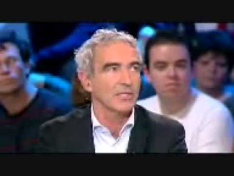 CLASH DUGARRY VS DOMENECH en direct sur le plateau du Canal Football Club