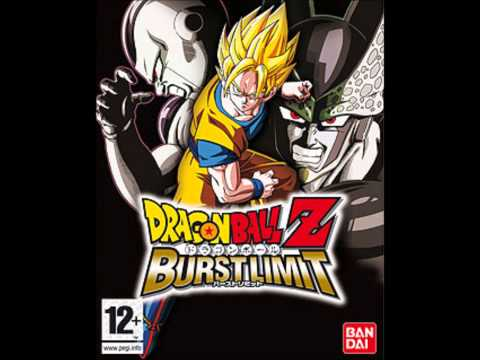 Dragon Ball Z: Burst Limit Ost - Kiseki No Hono Yo Moeagare!! [game Op Size] (1080p Hd) video