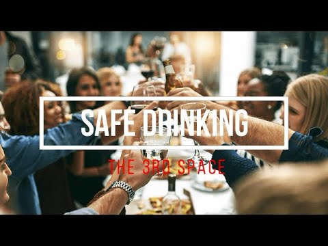 Drinking Alcohol responsibly // A Life Hack