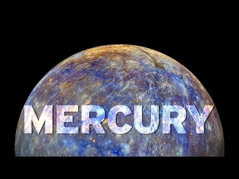 NASA Releases Photos of Mercury's Surface!