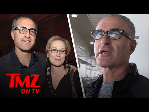 David Frankel: 'The Devil Wears Prada' Is One Of Meryl Streep's Best Movies | TMZ TV