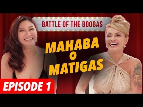 Battle of the Boobas Ep1: Matigas o Mahaba? (Ethel Booba vs. Rufa Mae Quinto) thumbnail
