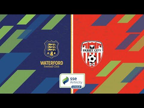 Premier Division GW5: Waterford 2-1 Derry City