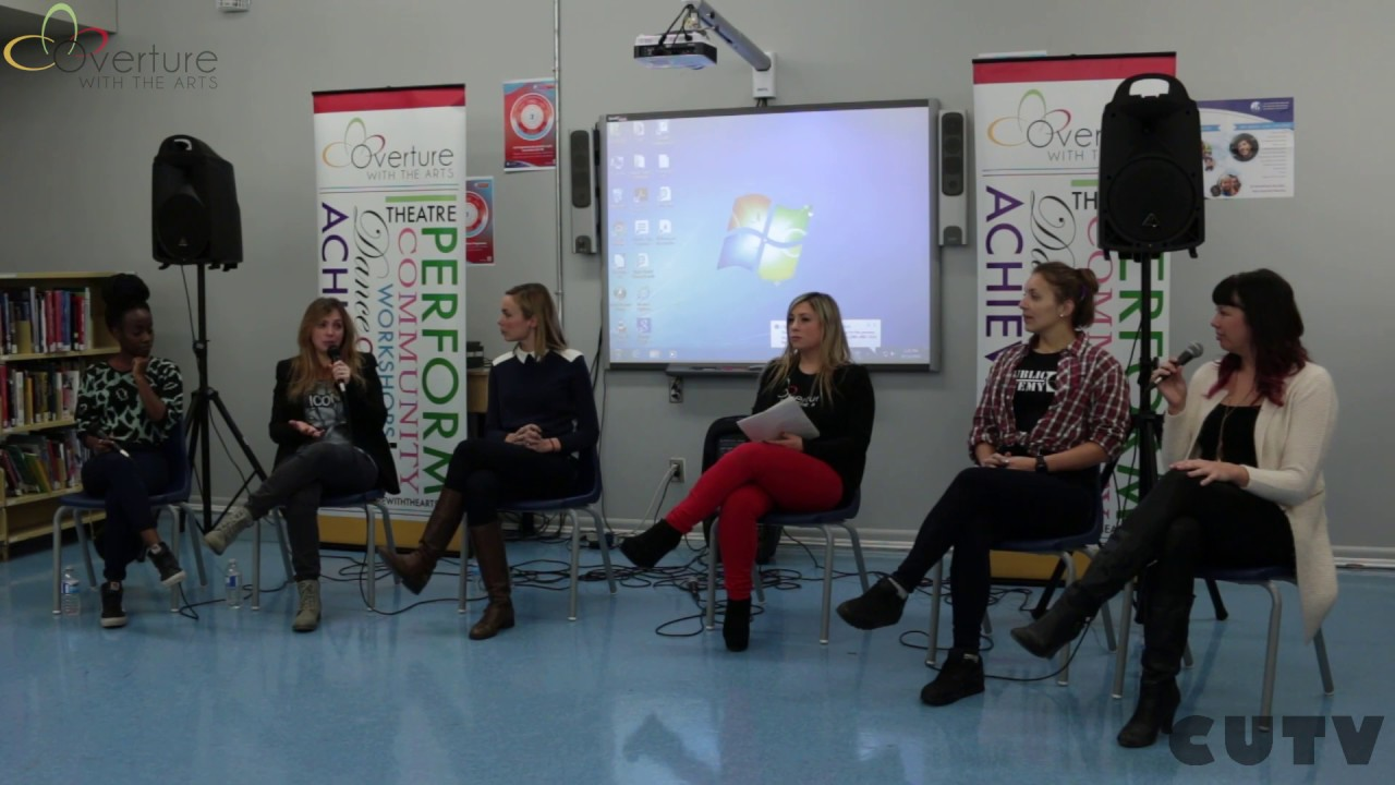 Overature With the Arts Women in Art Conference