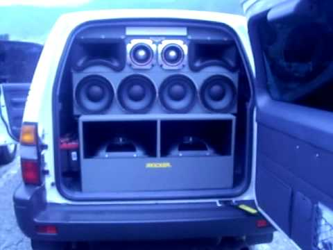 Meru Sonido Sound Car Merida