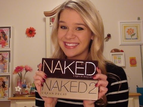Urban Decay Naked 2 Palette Review!