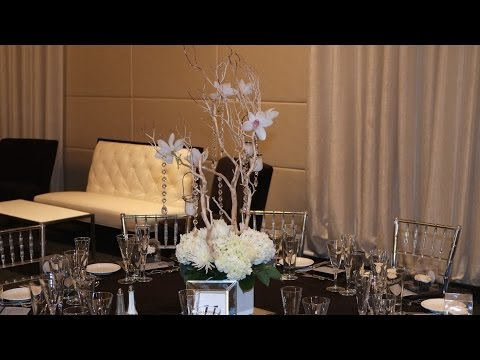 Manzanita Tree Table Centerpiece Ideas