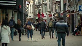 Leegloop van jongeren uit middelgrote steden