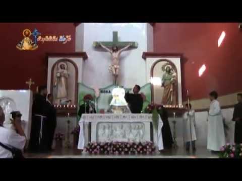 Virgen de Zapopan visita la Parroquia Crucifixión del Señor. (25-07-14)
