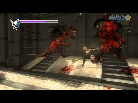 Ninja Gaiden Sigma Walkthrough - Chapter 8: Alma. The Greater Fiend Part 1