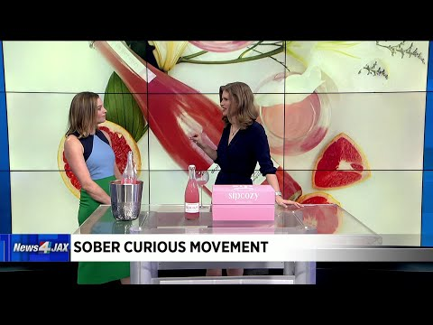 Sober Curious is a new movement to cut down on regular alcohol consumption