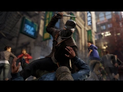 Watch_Dogs: Will You Be A Murderer Or A Hero? - PAX East 2013