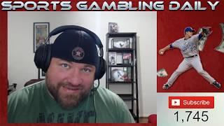 MLB Picks Today April 23rd Expert Sports Betting Predictions 4-23-19