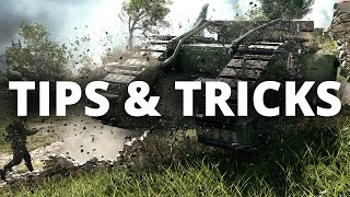 How to Drive Tanks in Battlefield 1