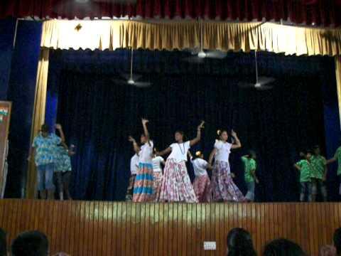 aliena- folk dance of goa