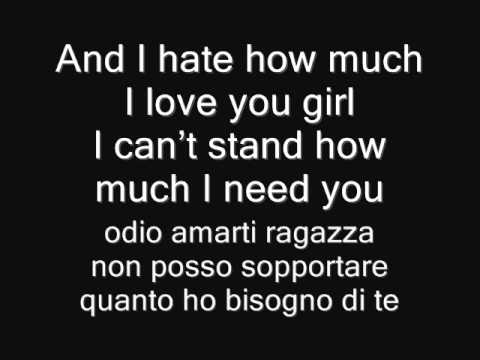 Rihanna - hate that i love you ft Ne-Yo traduzione in italiano e testo