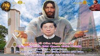 CSsR, Giáo xứ Đền Đức Mẹ hằng Cứu Giúp Dâng lễ Cầu Nguyện cho Cha Mác Cô Bùi Quan Đức