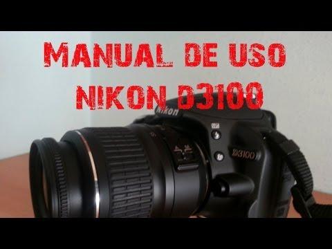 Manual Camera Nikon D3100 Em Portugues PDF Download