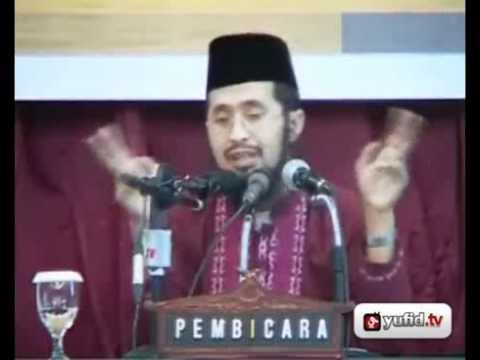 Seminar Pengusaha Muslim: Menjadi Pengusaha Muslim Sejati (Part 9) - Dr. Muhammad Arifin Badri, MA.