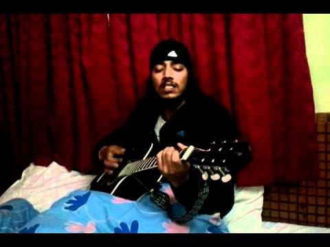 yaad teri aaye on guitar(sahil)