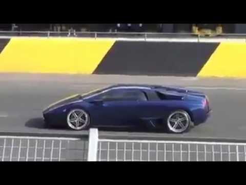 Salto della Lamborghini!
