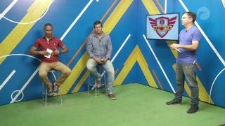 Esporte Guará com Gil Porto, Raimundinho Lopes e Dejair Ferreira.