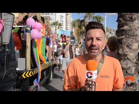 Benidorm Gay Pride 2014