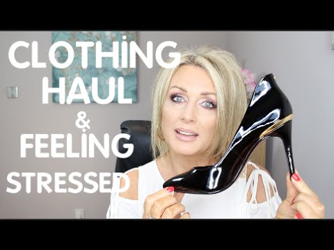 CLOTHING HAUL, FEELING STRESSED *MONDAY CHAT*