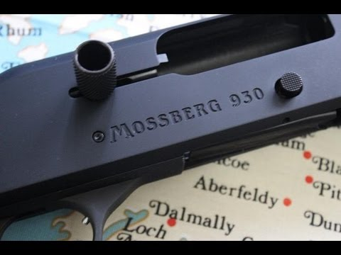 Mossberg  930 Tactical 12 Ga semi-auto  Review - The Lighthouse Lady