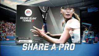 Grand Slam Tennis 2 Game Play Features Producer Video