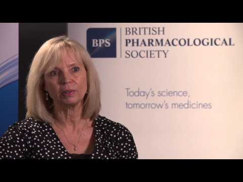 Professor Mandy MacLean, AstraZeneca Prize Lecture for Women in Pharmacology 2013