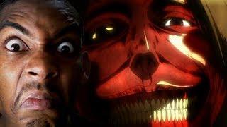 Anime Review: Shingeki No Kyojin (Attack on Titan) - WATCH IT!!