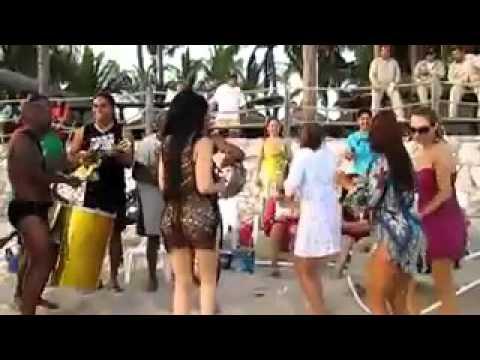hot latino girl dancing № 490600