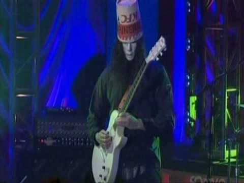 Buckethead on PBS part 1